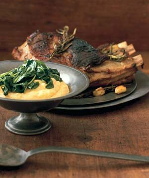 Pan-Roasted Veal With Rosemary and Garlic