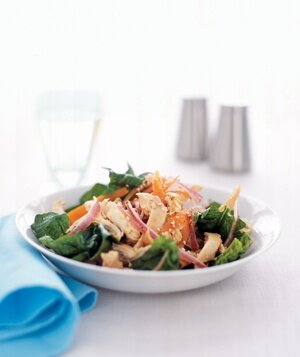 Sesame Chicken Salad Recipe Real Simple
