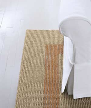 Natural or Synthetic Fiber Rug