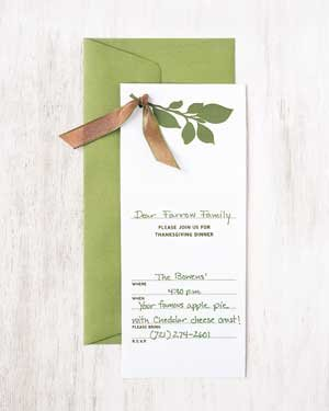 Print And Mail Party Invitations