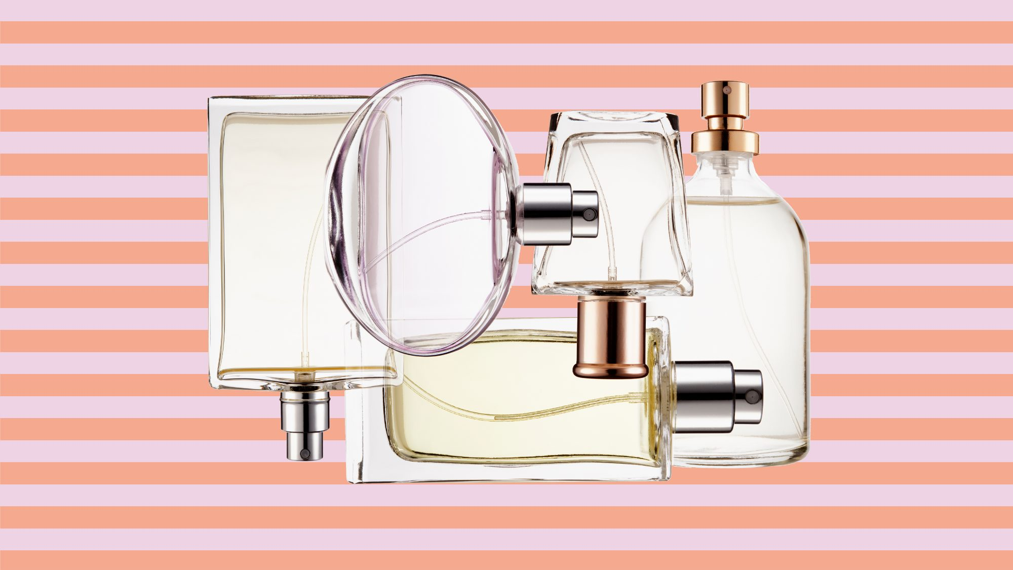 How to Fix 8 Common Beauty Mistakes: Spraying Perfume After Getting Dressed