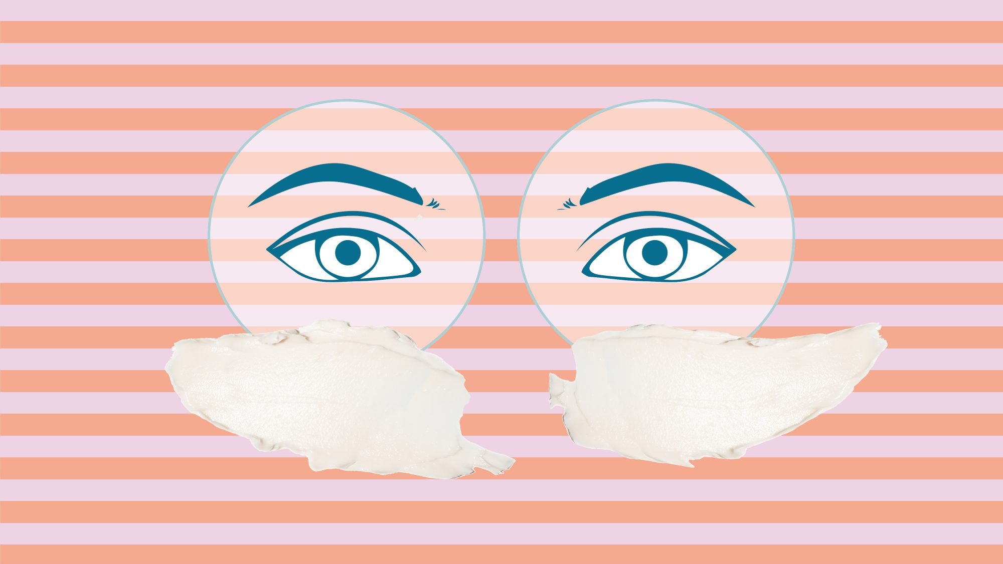 How to Fix 8 Common Beauty Mistakes: Using Moisturizer to Reduce Puffy Eyes