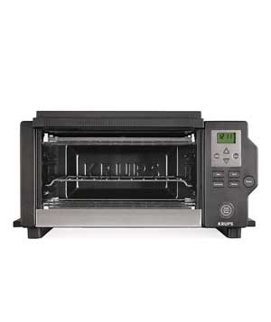 Krups Six-Slice Digital Convection Toaster Oven