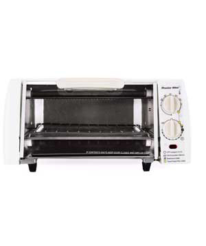 Proctor Silex Four-Slice Toaster Oven