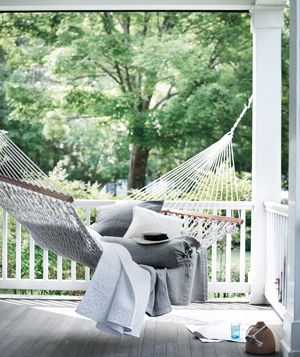 Create a Napping Nook