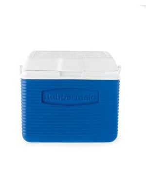 Rubbermaid 10-Quart Victory Ice Chest