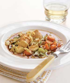 Asian Chicken With Brussels Sprouts