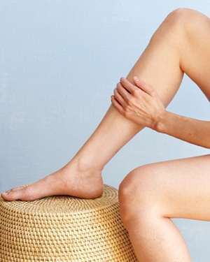 A Burn or Irritation From Hot Wax or Hair Removal Cream