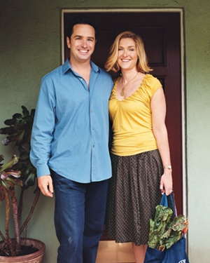 Jason Pelletier and Jessica Jensen