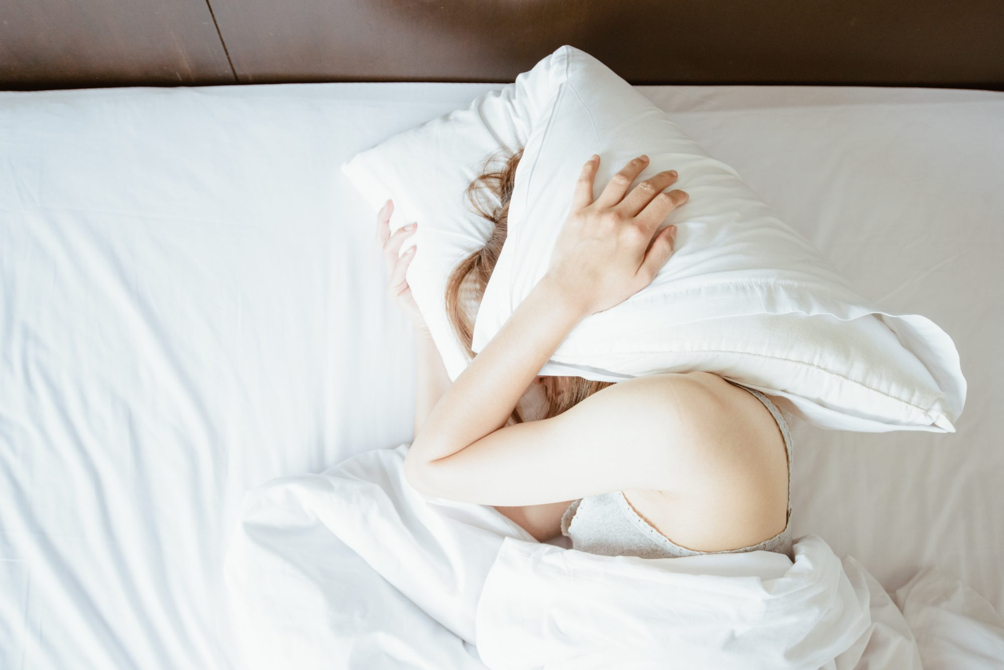 Hormonal Changes Are Wreaking Havoc on Your Sleep