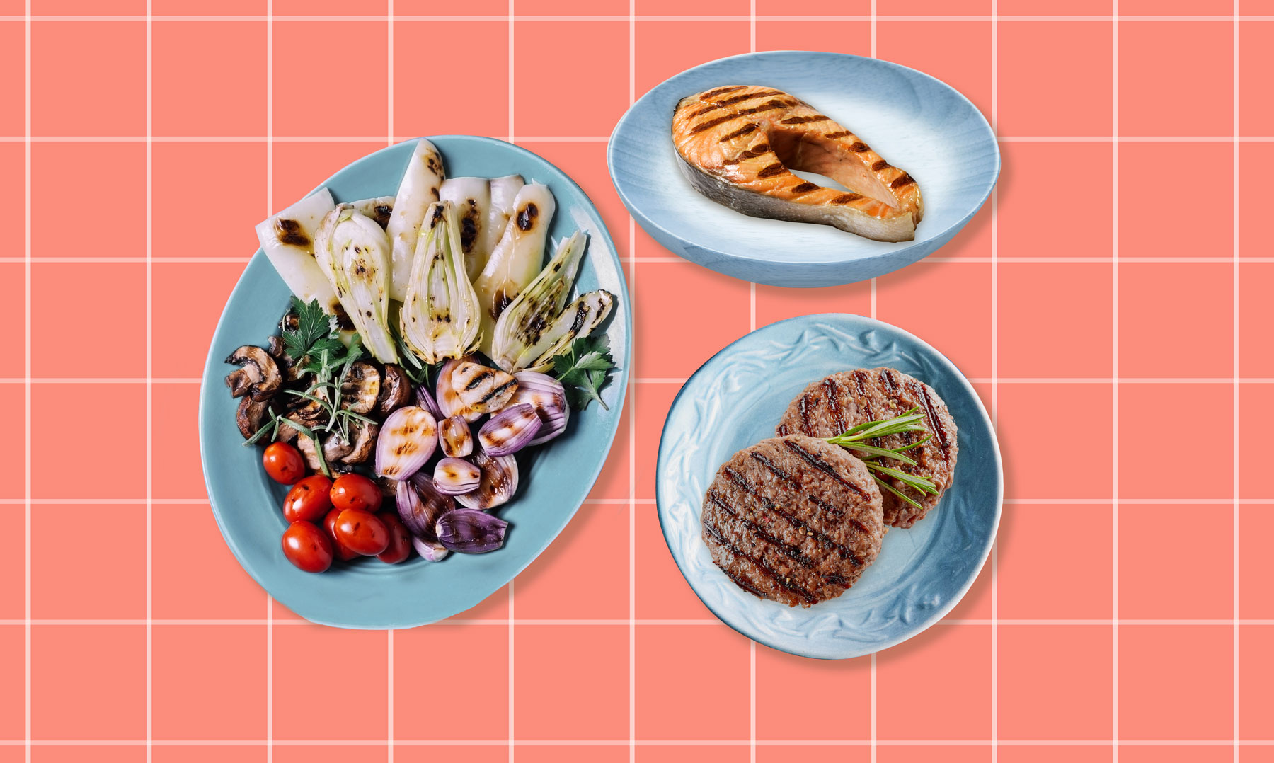 How to grill - grill times for chicken, steak, shrimp, burgers, and more