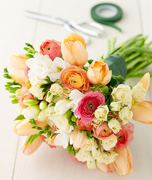 How to Transform the Blended Bouquet