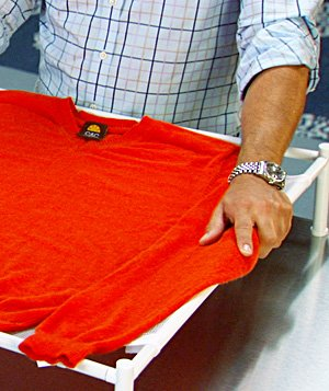 How To: Wash Cashmere Step 6
