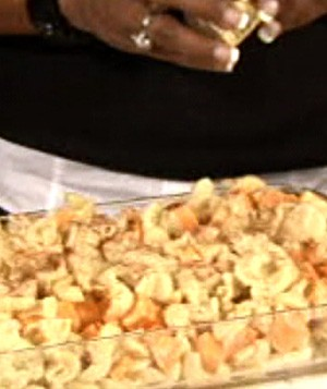 Tracey Waters's Famous Macaroni and Cheese