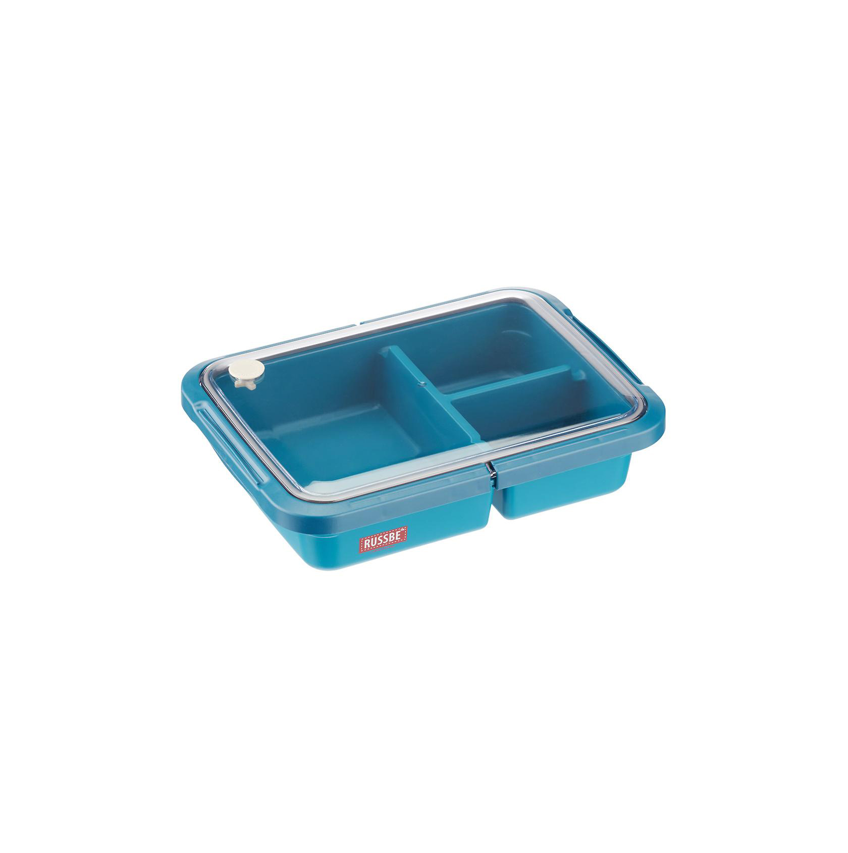 Packing Multi-Course Meals Russbe 3-Compartment Lunch Bento Box
