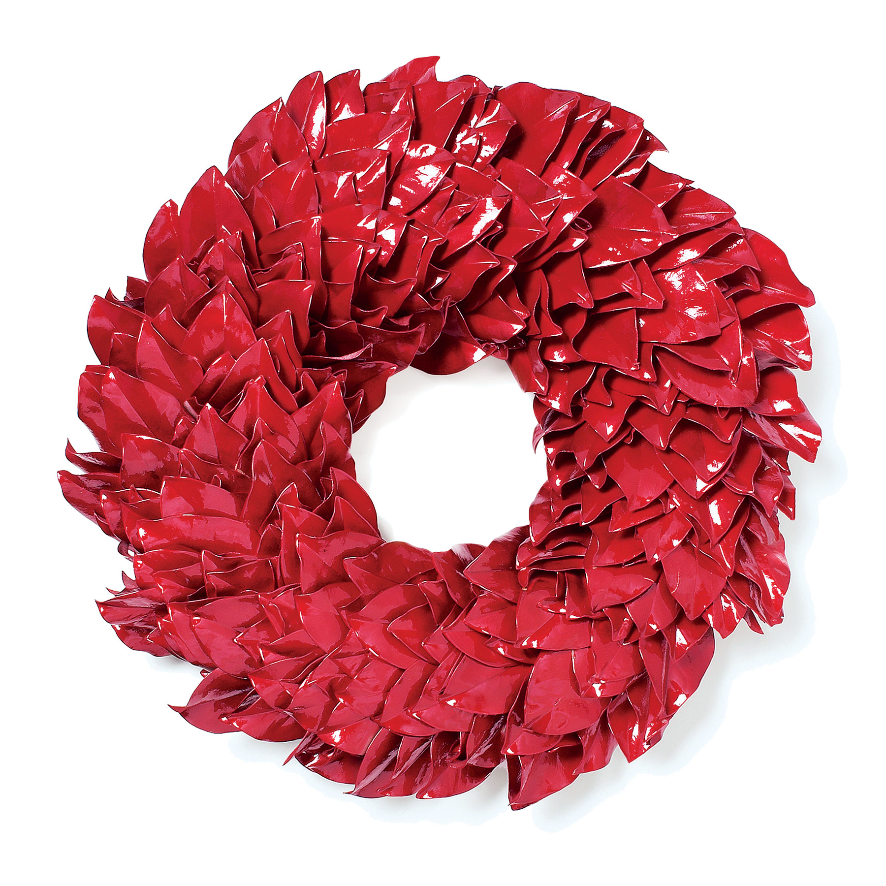 Last Minute Holiday Decorating, Wreath
