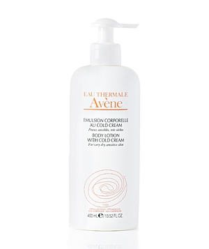 Eau Thermale Avene Body Lotion With Cold Cream