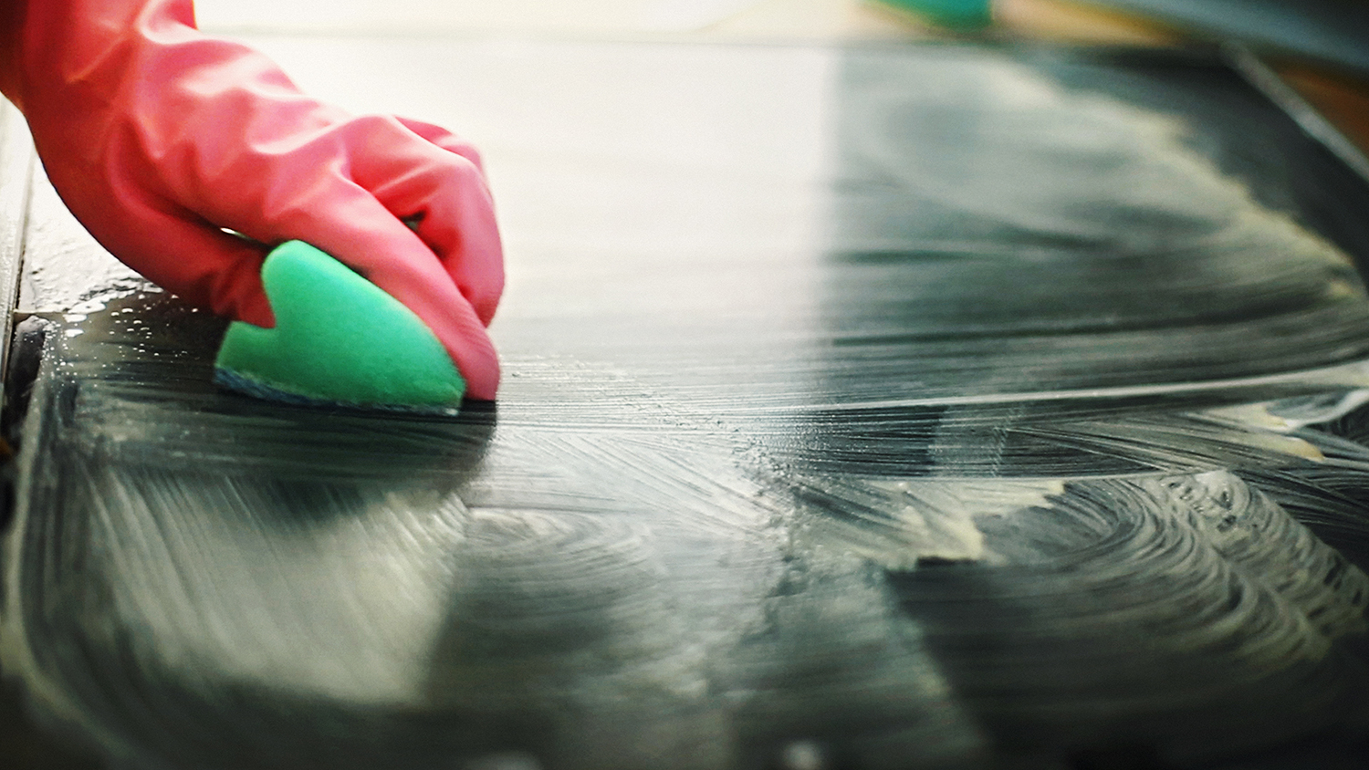 Cleaning Surface Top