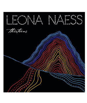 Leona Naess fourth album thirteens