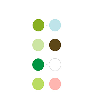 Green color combinations