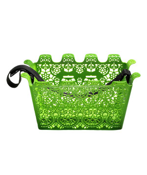 Carrie Bicycle Basket by designer Designer Marie-Louise Gustafsson