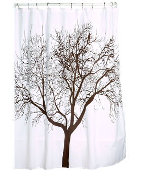 Urban Outfitters Tree shower curtain