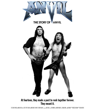 """""""Anvil! the story of Anvil"""" documentary"""