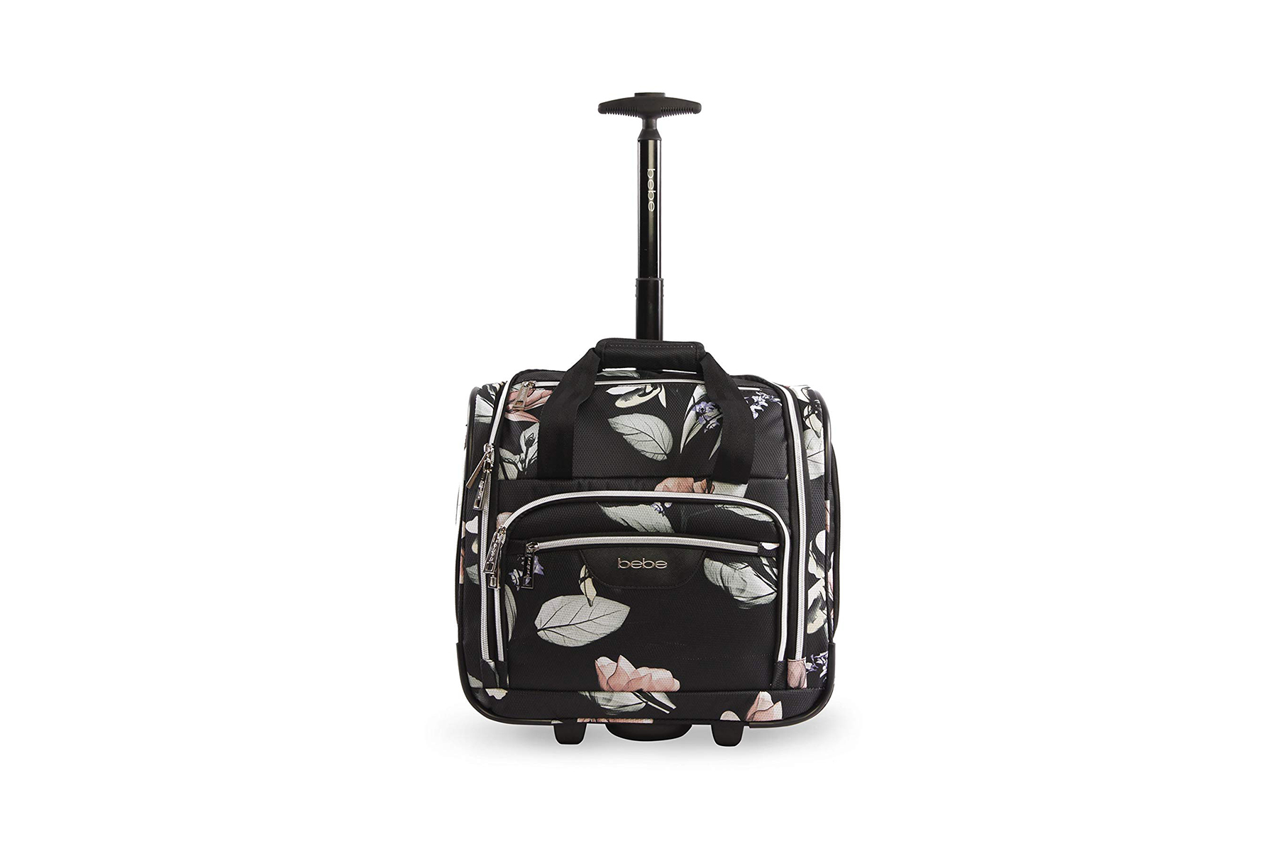 BEBE Women's Valentina-Wheeled Under The Seat Carry-on