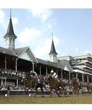 Tune in to the Kentucky Derby on NBC