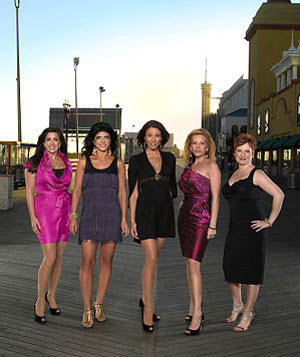 """Real Housewives of New Jersey"" on Bravo"