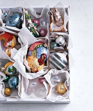 Packed ornaments