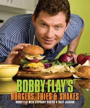"""Cookbook """"Burgers, Fries, and Shakes"""" by Bobby Flay"""