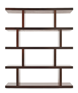 Staffold bookshelf from CB2