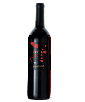 2005 St. Francis Red wine