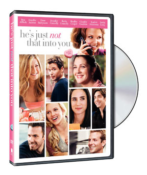 """""""He's Just Not That Into You"""" on DVD"""