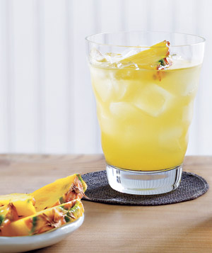 Sparkling Pineapple Ginger Ale