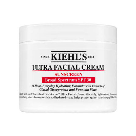 For Dry Skin: Kiehl's Ultra Facial Cream SPF 30