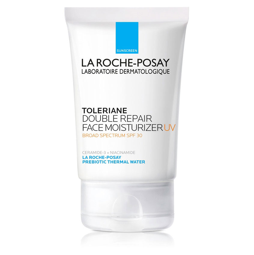 Budget Buy for Sensitive Skin: La Roche-Posay Tolerane Double Repair Face Moisturizer UV SPF 30