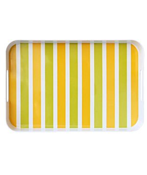 Jonathan Adler Stripes tray
