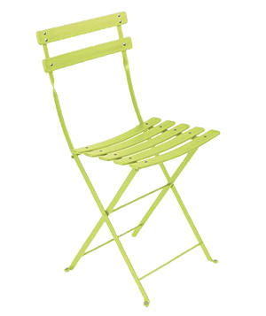 American Country Duraflon Folding Chairs