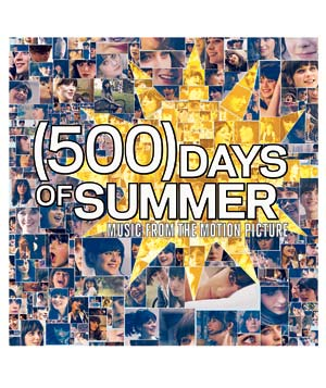 "Listen to the ""(500) Days of Summer"" Sound Track"