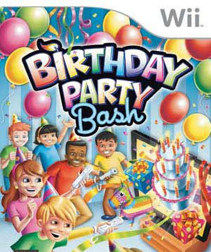 "Throw a Party With Nintendo Wii's ""Birthday Party Bash Kit"""