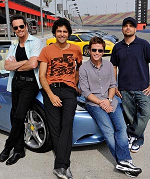 "Tune in to ""Entourage"" on HBO"