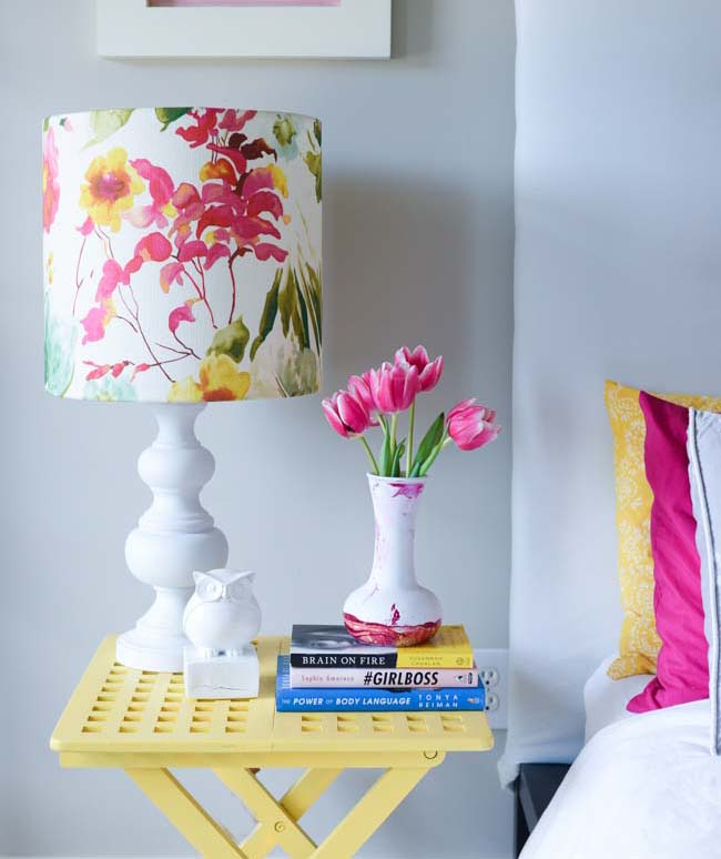 Incorporate Prints on Accent Pieces