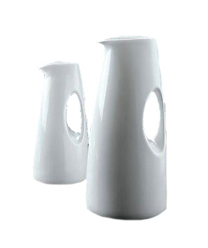 Thomas Keller for Raynaud of Limoges Point Pitcher