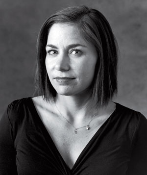 Portrait of Lori Leibovich