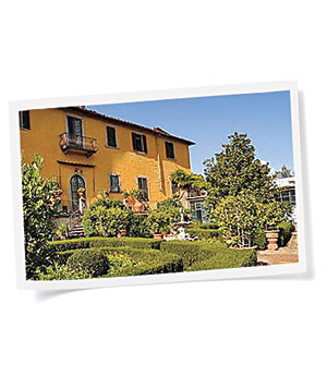 Picture of a Villa in Tuscany