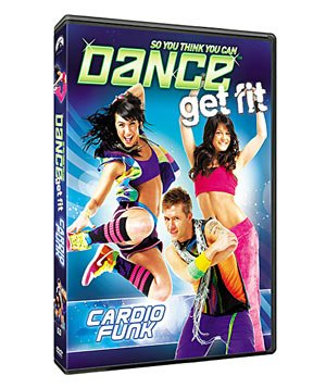 """""""So You Think You Can Dance: Get Fit"""" DVD"""