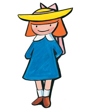Madeline, written and illustrated by Ludwig Bemelmans