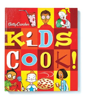 Betty Crocker Kids Cook! cookbook